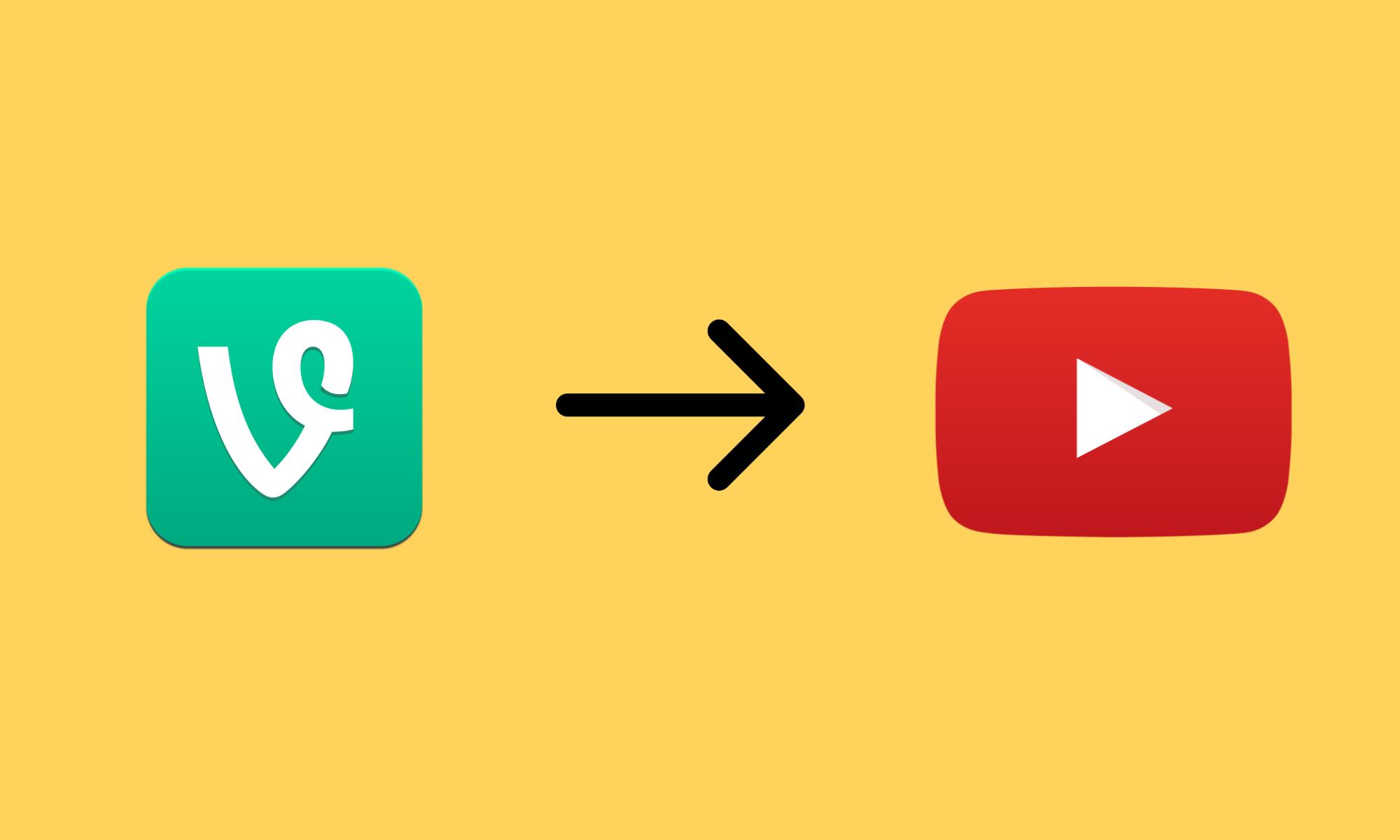 Cara Mudah Migrasi Video Vine ke YouTube