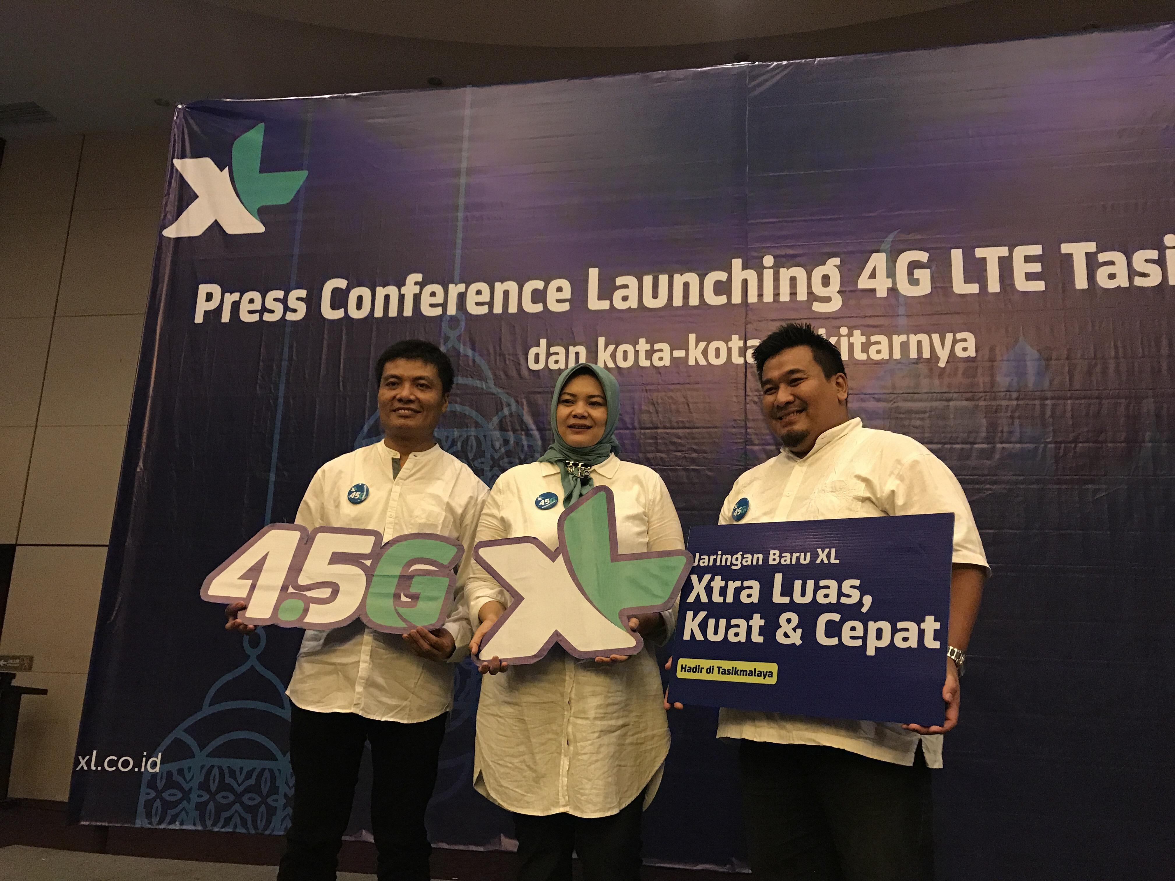 Sekarang Bisa Internetan Kenceng Pakai XL 4G LTE di Tasikmalaya
