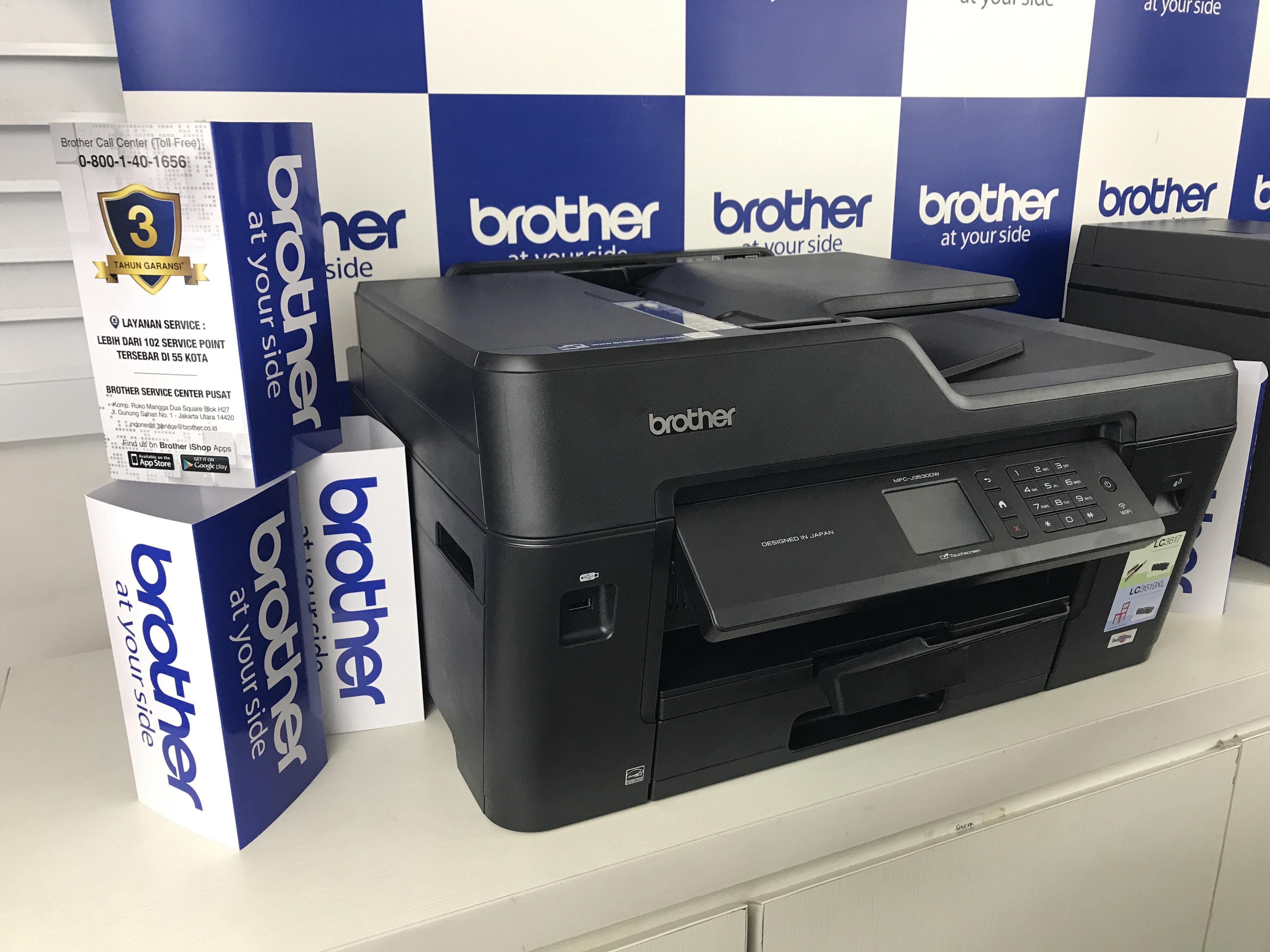 Mencari Printer A3 Multifungsi Untuk Kantor Industri Kreatif dan Desain