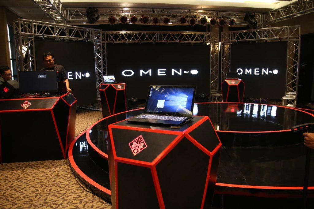 OMEN by HP, Ekosistem Gaming dari HP Kini Hadir di Indonesia